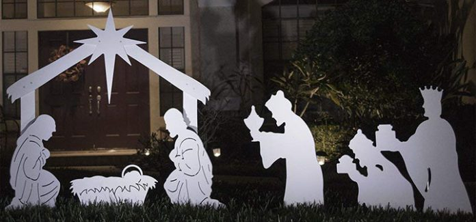 Best Nativity Scene Silhouettes