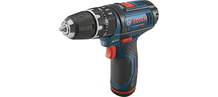 Bosch PS130-2A 12-Volt Lithium-Ion Hammer Drill