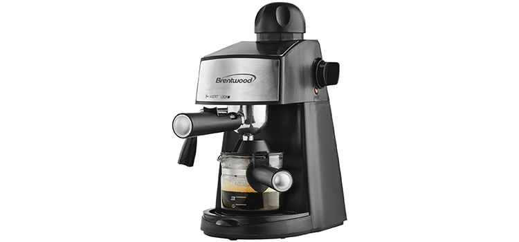 Brentwood GA-125 Espresso and Cappuccino Maker