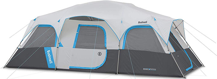 Bushnell Sport Series 12 Person Cabin Tent