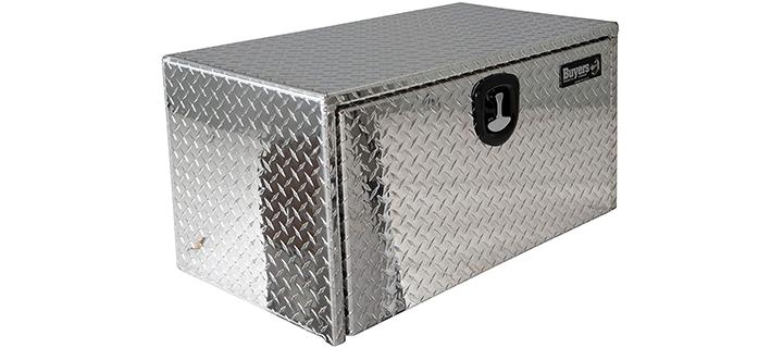 Buyers Products Diamond Tread Aluminum Underbody Truck Box