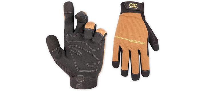 CLC Custom Leathercraft 124L Workright Flex Grip Work Gloves