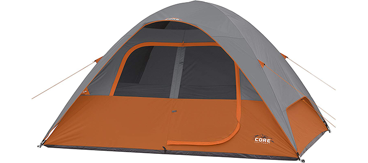 CORE Dome Tent for 6 People