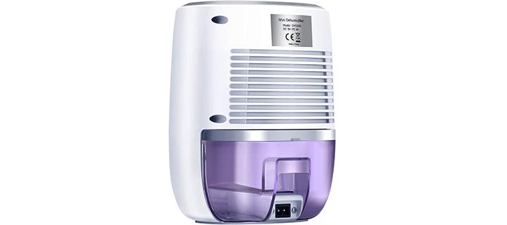 COSVII 500ml Portable Dehumidifier