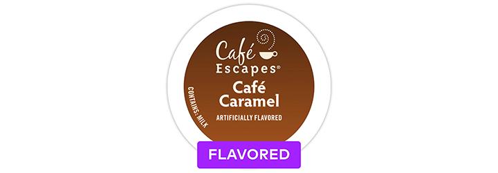 Café Escapes Coffee, Keurig K Cups