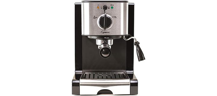 Capresso 116.04 Pump Espresso and Cappuccino Machine