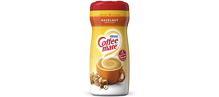 Coffee-Mate Coffee Hazelnut Creamer