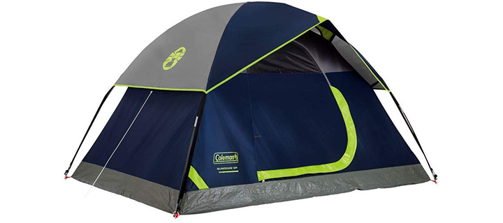 Coleman 2 Person Sun Dome Tent