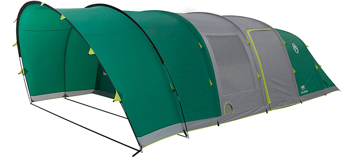 Coleman 6 Man Fastpitch Air Valdes Tent XL