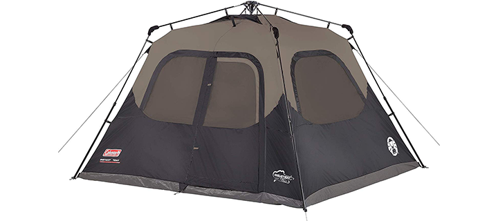 Coleman 6 Person Cabin Tent