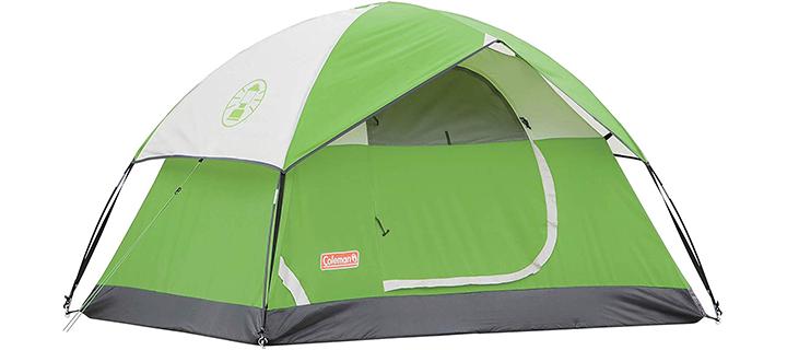 Coleman 6 Person Sun Dome Tent