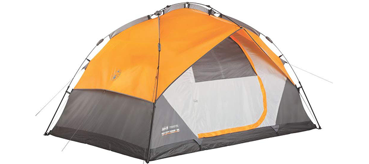Coleman Double Hub Signature 5 Person Instant Dome Tent