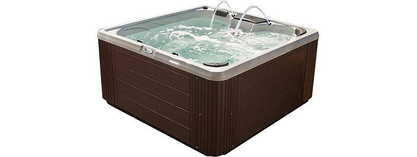 Coleman SaluSpa Inflatable 6-Person Tub