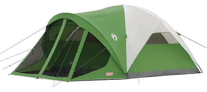 Coleman Tent with Screen Room
