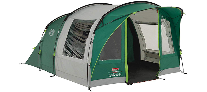 Coleman Tunnel Rocky Mt 5 Person Tent