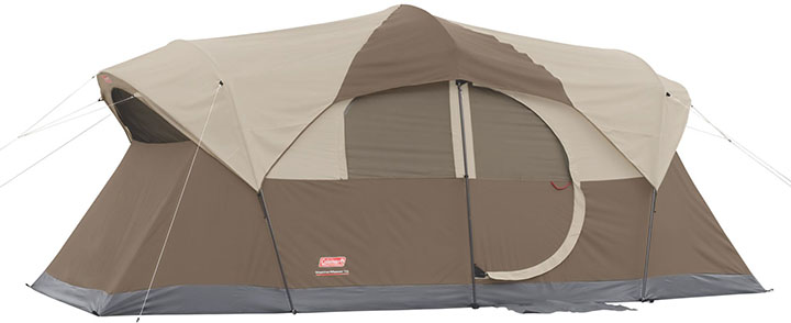 Coleman WeatherMaster 10 Person Outdoor Tent