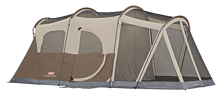 Coleman WeatherMaster 6 Person Tent