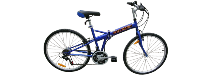 Columba-Folding-Bike
