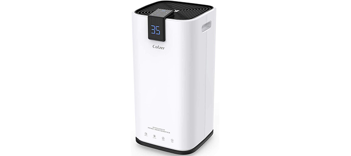 Colzer 70-Pint Portable Dehumidifier