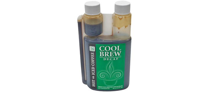 Cool Brew Fresh Coffee Concentrate