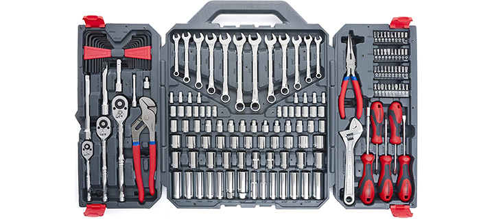 Crescent 170 Pc General Purpose Tool Set