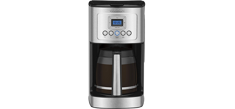 Cuisinart 14-Cup Glass Carafe Programmable Coffee Maker