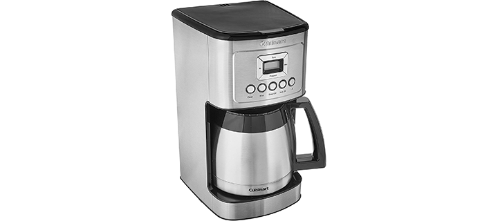 Cuisinart DCC-3400 Stainless Steel Thermal Coffee Maker