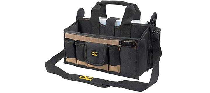 Custom Leathercraft Center Tray Tool Bag
