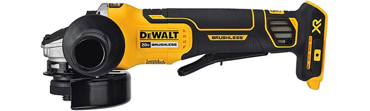 DEWALT DCG413B 20V MAX Brushless Cut Off Tool Grinder