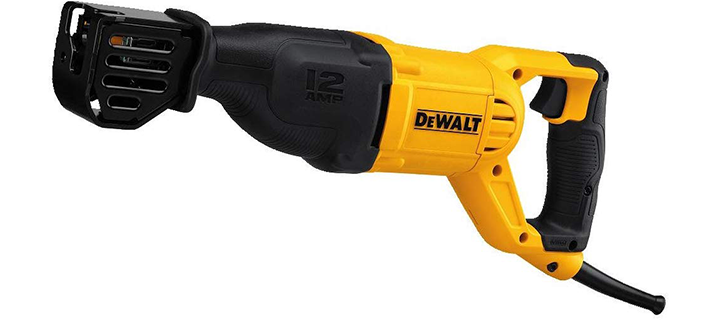 DEWALT (DWE305) Reciprocating Saw