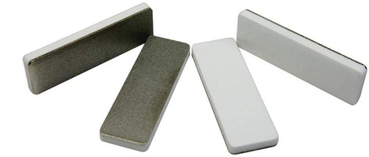 DMD Mini Double-Sided Pocket Diamond Ceramic Whetstone Knife Sharpener