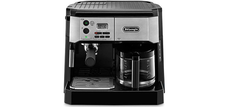 De'Longhi BCO430BM Combination Pump Espresso