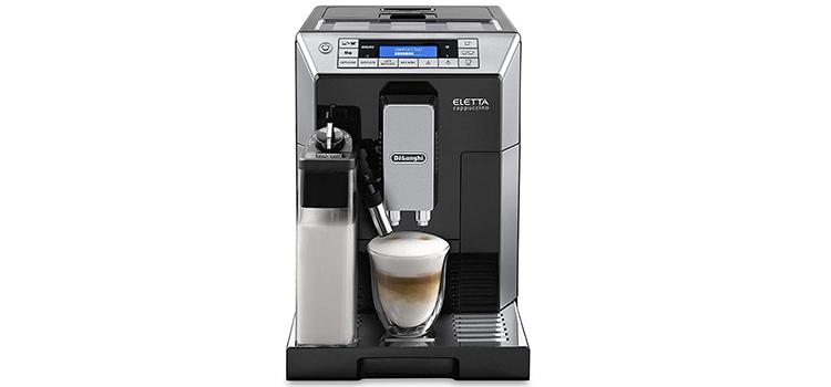 De'Longhi ECAM45760B Digital Automatic Super Espresso Machine
