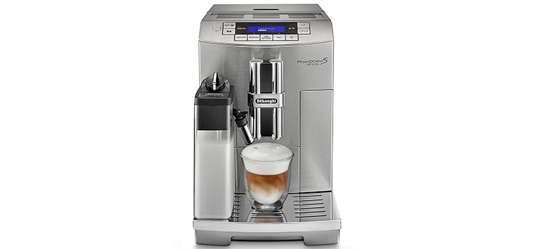De'Longhi PrimaDonna 28465 ECAM Super Automatic Espresso Machine