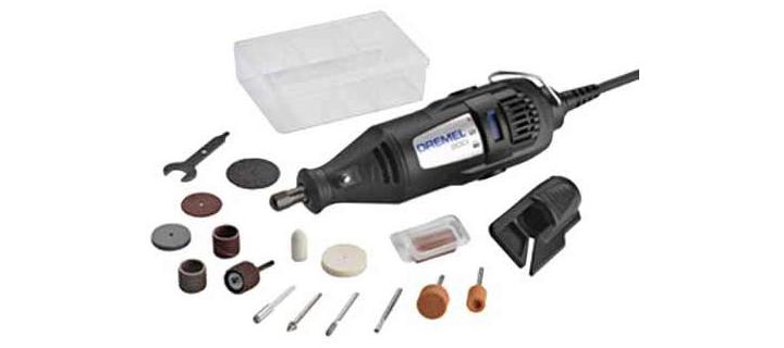 Dremel 200-1 15 Rotary Tool Kit