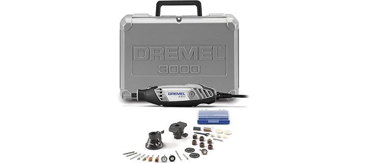 Dremel 3000-2 28 Variable Speed Rotary Tool Kit