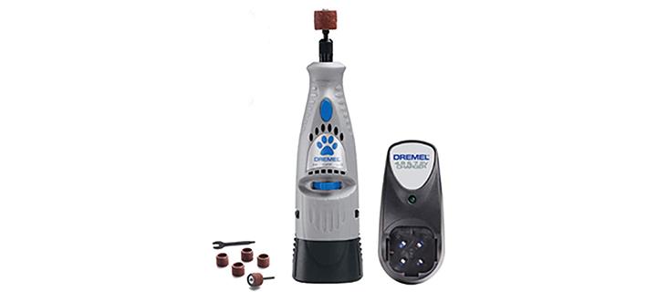 Dremel 7300-PT 4 8V Cordless Pet Dog Nail Grooming & Grinding Tool