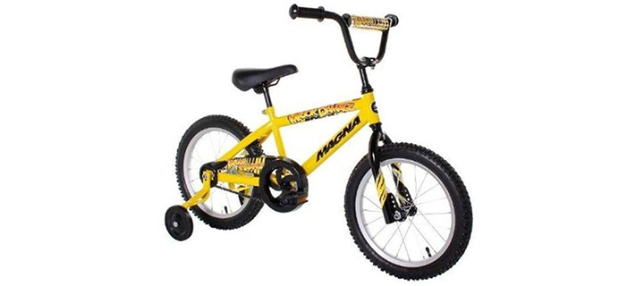 Dynacraft Magna Major Damage Boys BMX Street Dirt Bike