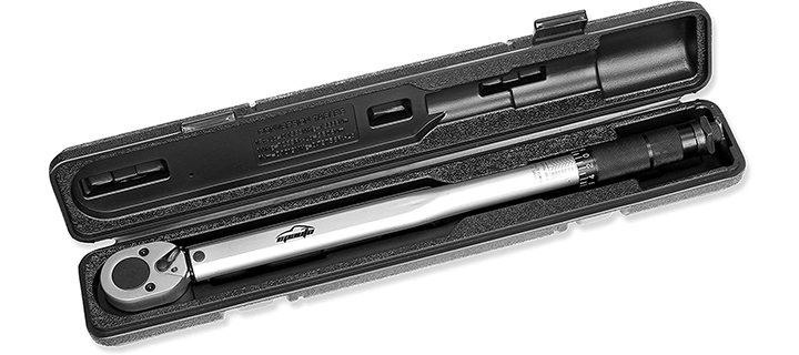 EPAuto 1 2-inch Drive Click Torque Wrench