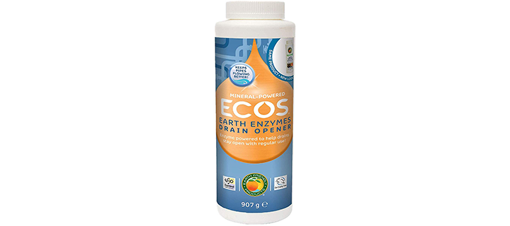 Earth Friendly Products ECOS Earth Enzymes Drain Maintainer