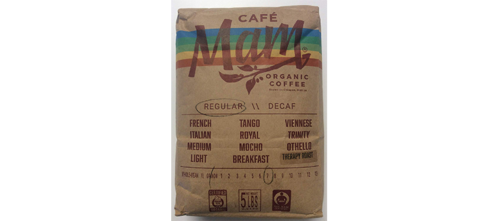 Enema Coffee – ORGANIC- Cafe Mam