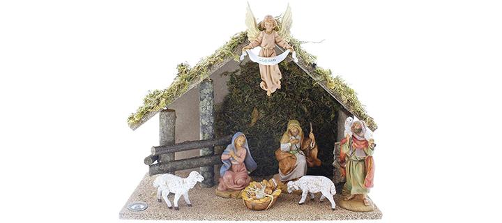 Fontanini by Roman Figure Centennial Nativity Set