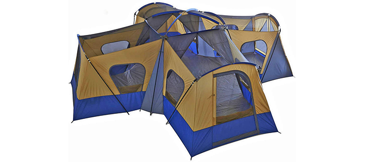 Fortuneshop Family Tent