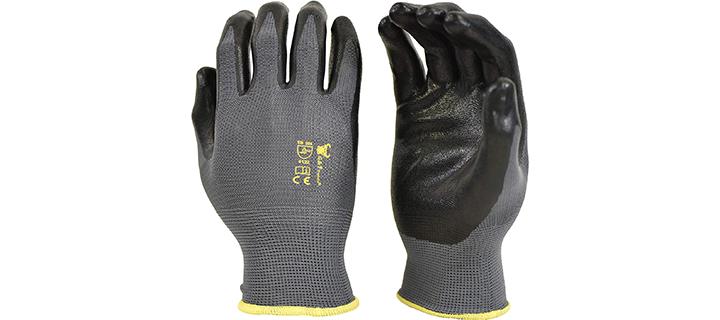 G & F 15196L Seamless Work Gloves