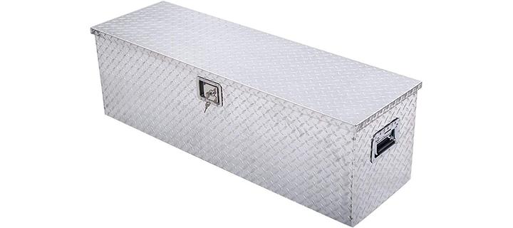 Giantex Aluminum Tool Box
