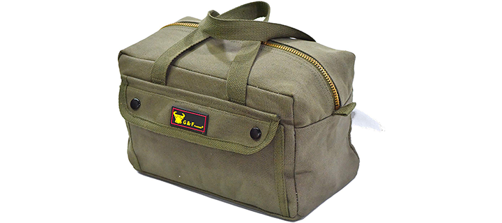 Government Issued Style Mechanics Heavy Duty Tool Bag