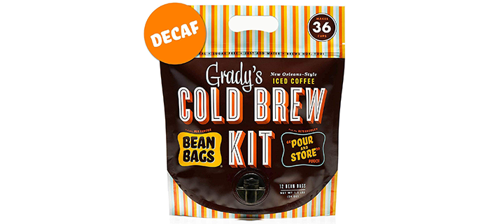 Grady's Cold Brew Iced Coffee Cold Brew Kit