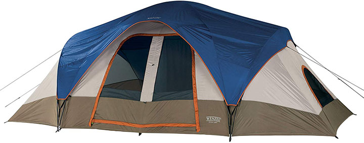Great Wenzel Basin 9 Person Tent