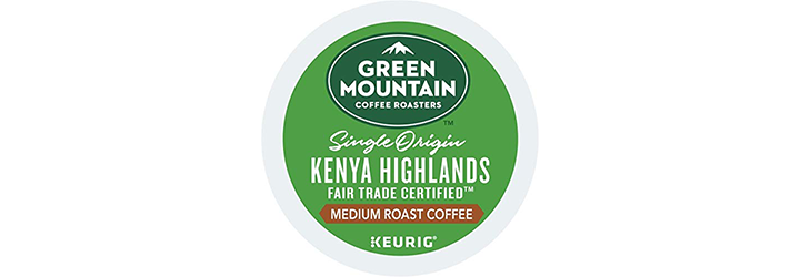 Green Mountain Coffee, Kenya Keurig K-Cup Pods