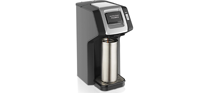 Hamilton Beach (49974) Single Serve Coffee Maker